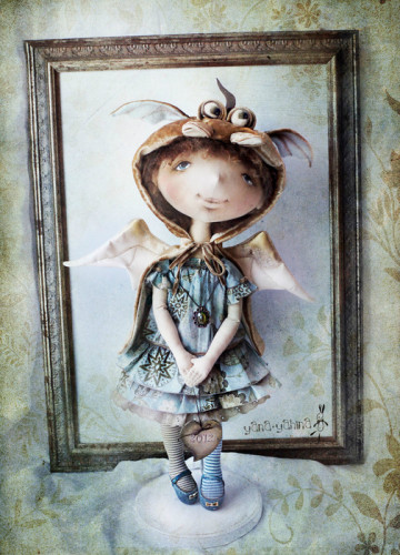 Кукла Valeri. На выставку, эксклюзив.
