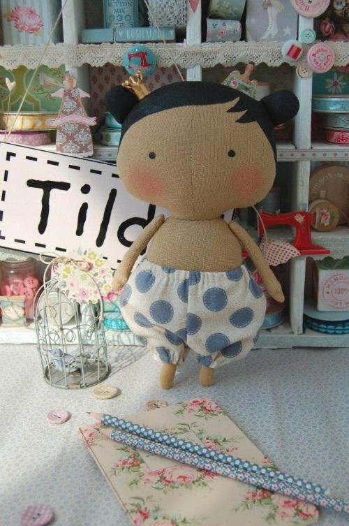 Tildas Toy Box 2015