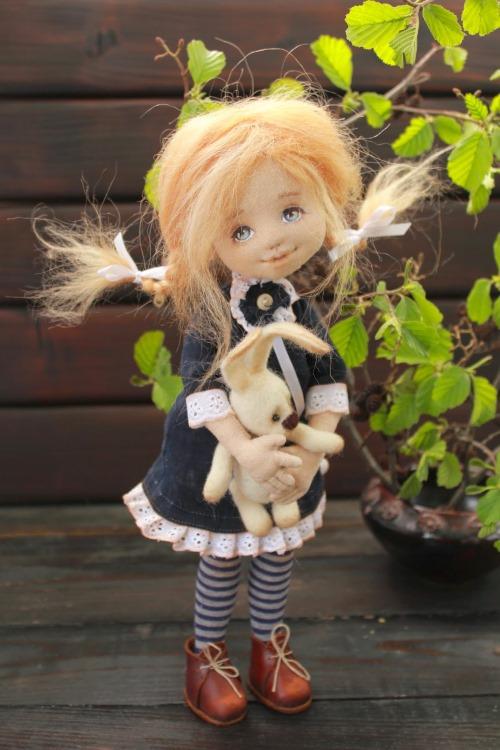 Кукла Галочка