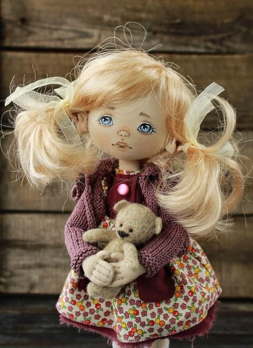 Кукла Ася