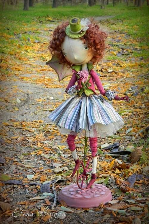 Елена Коган. Кукла Джейн