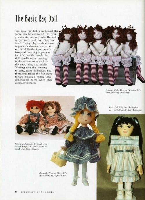 Скачать книгу Anatomy of a doll
