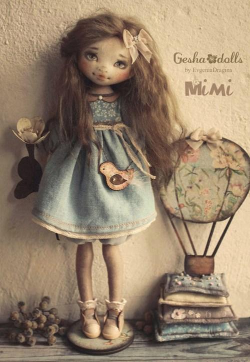 Кукла MiMi