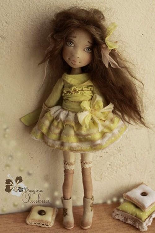 Кукла Оливия