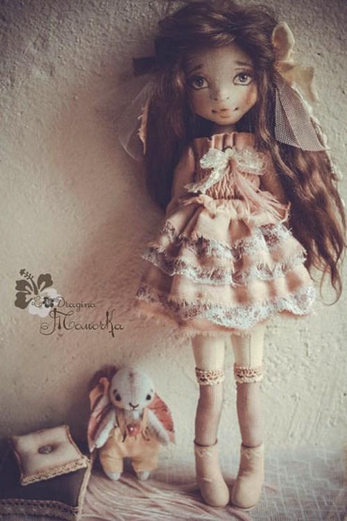 Кукла Томочка