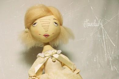 Шарнирные куклы выкройки