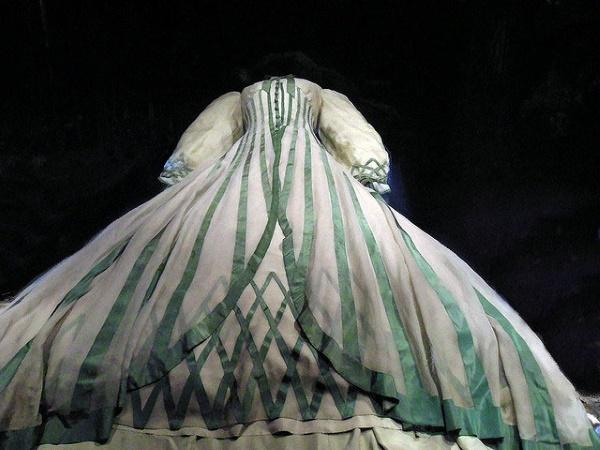 Платья Скарлетт О'Хара