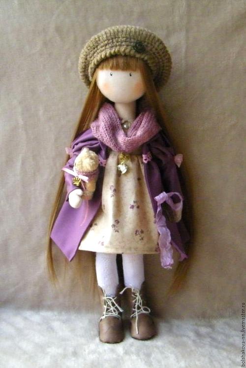 Куклы Натальи Большаковой