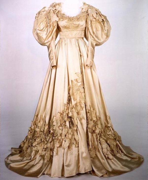 Свадебное платье Скарлетт О`Хара