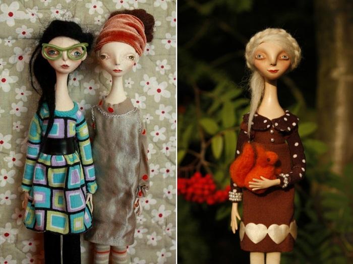 Куклы Makidra
