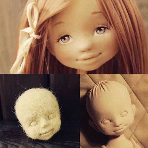 Выкройки куклы ирины хочиной