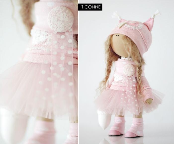 Куклы Татьяна Коннэ