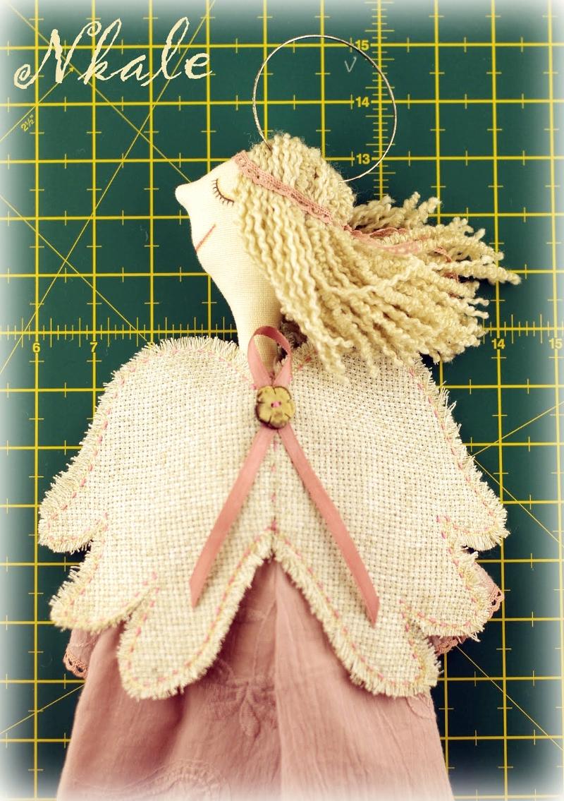 кукла с ручками с пальчиками выкройка