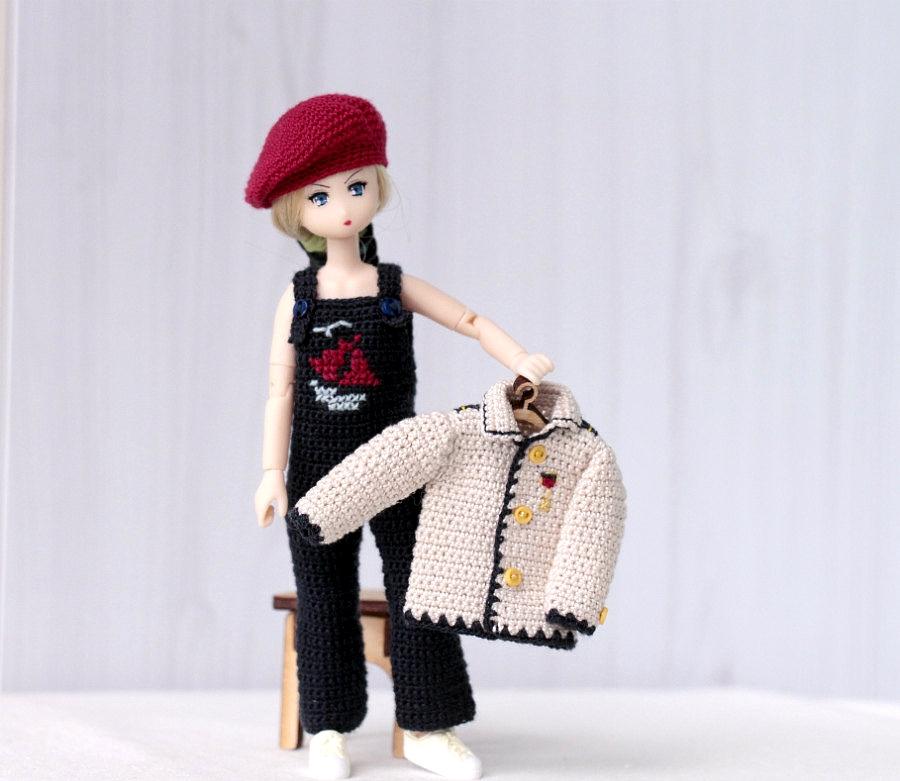 Комплект одежды для Azone picco neemo
