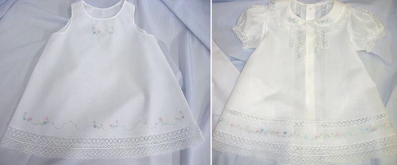 Мережка на одежде