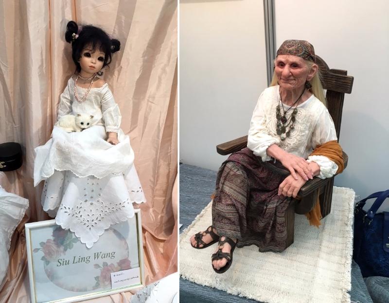 Одежда для кукол, украшенная вышивкой Ришелье