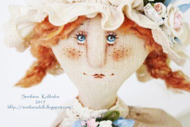 Авторские куклы Светланы Кулибабы