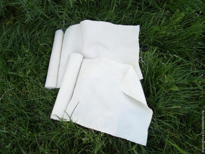 подготовка ткани к окрашиванию