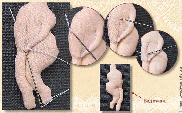 как шить кукол
