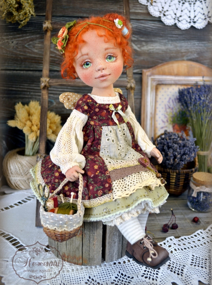 куклы ellentoy
