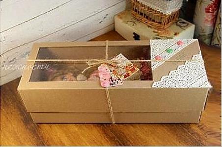 МК: делаем коробку для куклы