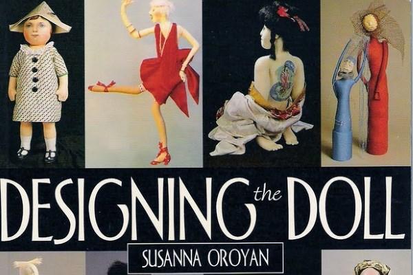 Книга Designing the Doll Сусанны Ороян