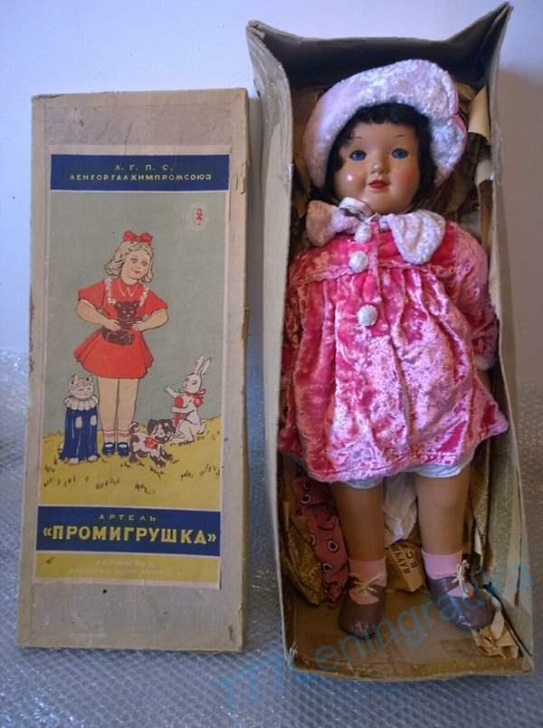 Самые дорогие куклы СССР